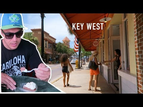 WHAT TO DO IN KEY WEST FROM CRUISE SHIP (best key lime pie)