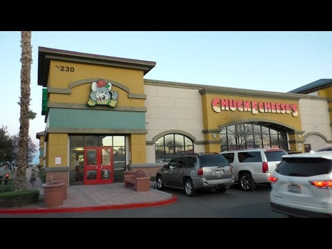 Las Vegas (Serene) Chuck E. Cheese's Store Tour