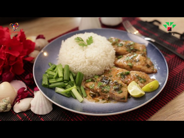 Honey Garlic Fish