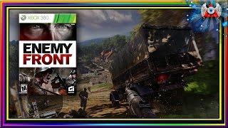 [360] • Enemy Front - Leve seu Xbox 360 para Segunda Guerra Mundial  -(nº948)