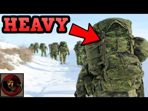 One Of The Toughest Military Exercises I've Done | CANADIAN ARMY TRAINING