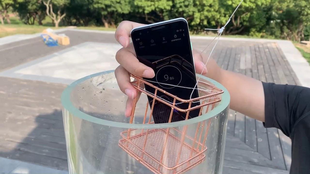 online store 0aba6 33027 Google Pixel 3 Waterproof | Test