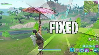 How to Fix the Zoom-in Glitch When Launch Padding (Fortnite Battle Royale Tips And Tricks)