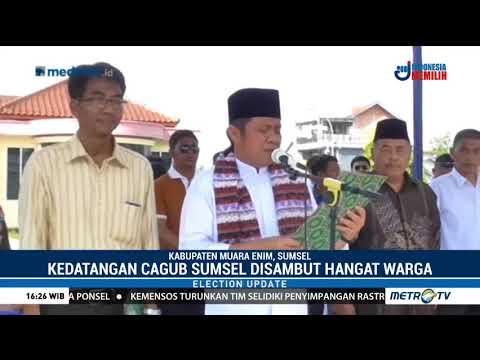 Herman Deru-Mawardi Yahya Janji Kembali Hidupkan Sekolah Gratis di Sumsel