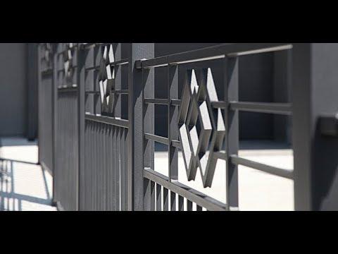 Металлический забор - Как выбрать заборы?