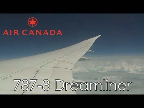 Air Canada ECONOMY CLASS | 787-8 DREAMLINER | FULL TRIP REPORT | IST-YYZ