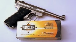 Armscor .22 LR Ammo Review - Six Gun Test - Any Failures?