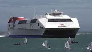 Stena Explorer High Speed Ferry