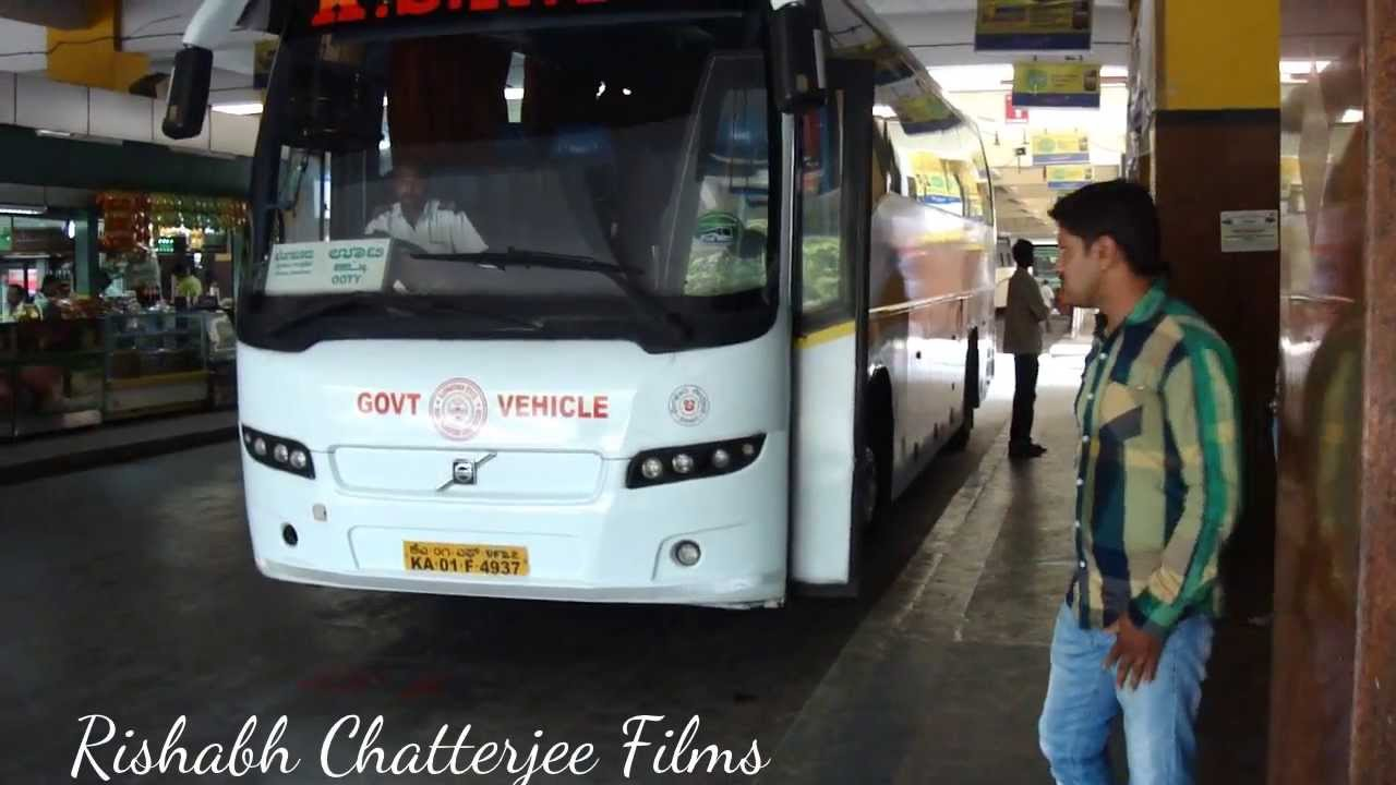 Life is not a game to lose!: Bangalore Majestic Bus Stand ...