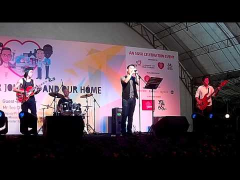 Heartcase - Seven Nation Army (Cover) at Youthphoria 2015