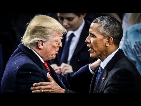 Why Is Donald Trump So Obsessed With President Obama?