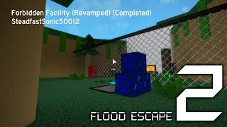 Roblox | FE2 Map Test - Forbidden Facility [Revamped] [Completed] [Insane?] [Solo]
