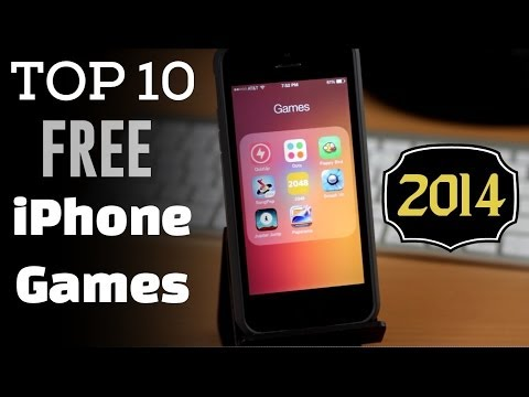 best free iphone apps games