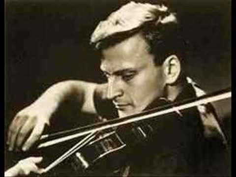 The Young Yehudi Menuhin Encore 3