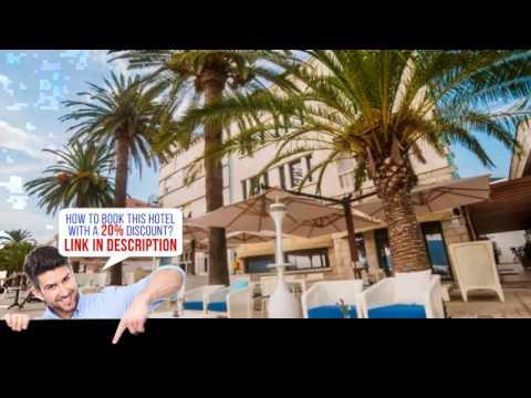 Hotel Palladium, Tivat, Montenegro HD review
