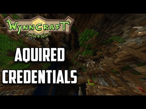 Wynncraft Quests | Gavel | Acquired crendentials