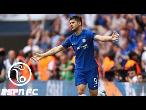 Chelsea striker Alvaro Morata might be on his way back to a familiar club | ESPN FC