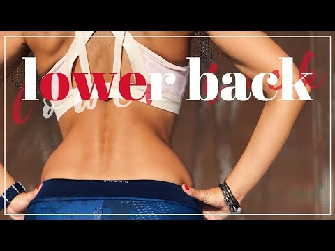 Get Rid of Accumulated Fat Lower Back And Waist Challenge