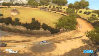 SEGA Rally (2009) Safari Trailer (made by Maverick)