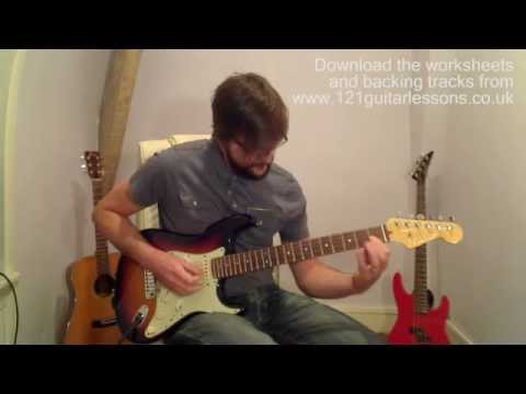 365 Guitar Lessons in 365 Days: 047 - Chromatic Exercise 2c