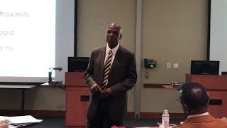 Mr. Harold Clarke, Director, Virginia Department of Corrections Speaking Part 4