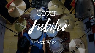 Jubileo - New Wine (Batería Cover) 🎧