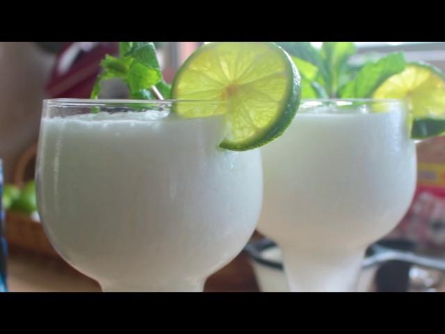Recetas | Cómo hacer Limonada de coco | Dromedario