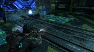 Dead Space 3 Gameplay Part 2 (PC) - Very High Settings 1080p GeForce GT 650M