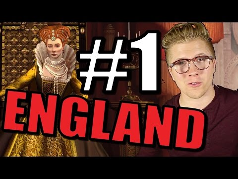 Civ 5: Brave New World - [43 CIVS Gameplay] England World Strategy  - Part 1
