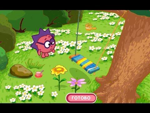 Kikoriki Смешарики  Обещание Наченаем поиски Тузи игра на андроид