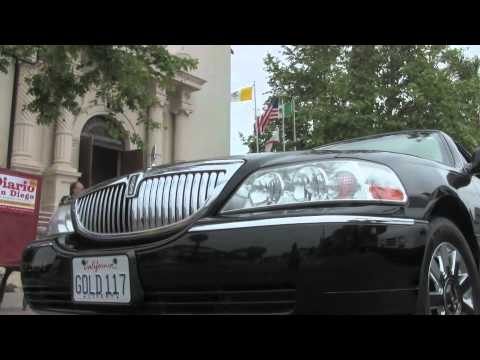 San Diego Wedding Limo by Presidential Limousine