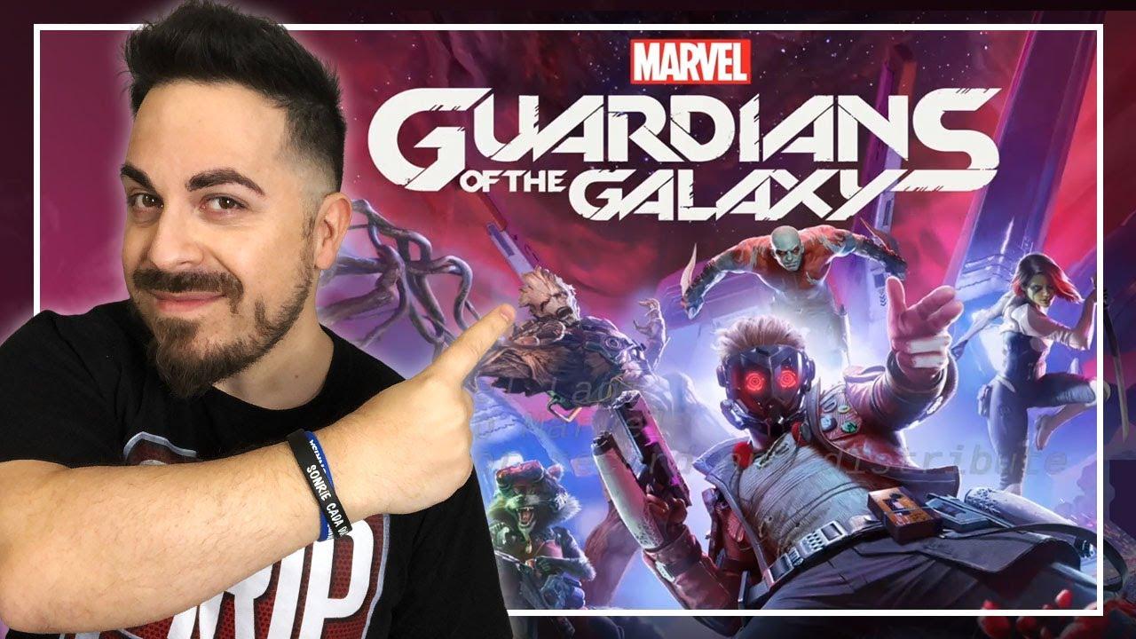 🎮NUEVO JUEGO🎮 Marvel's Guardians of the Galaxy: TODO LO QUE SABEMOS