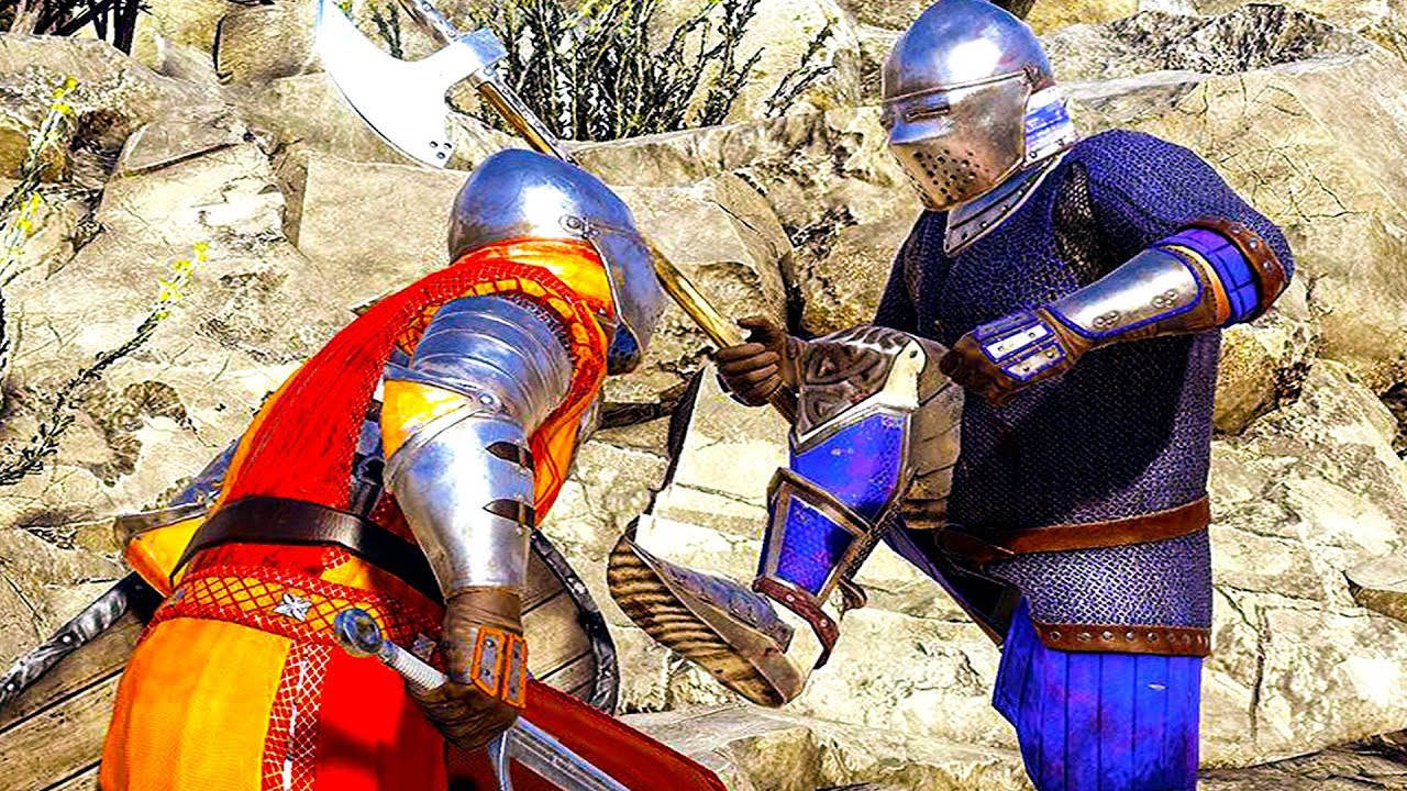 MORDHAU - NEW Gameplay Demo (Multiplayer Medieval Game 2018)