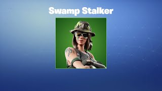 Swamp Stalker | Leak | Fortnite Outfit/Skin