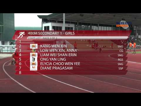 Singapore Sports School dominates in track and field championships from YouTube · Duration:  1 minutes 48 seconds