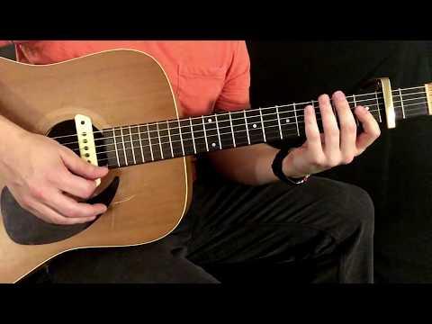 Beautiful - Bazzi (feat. Camila Cabello) - Guitar Lesson (Cover Tutorial)