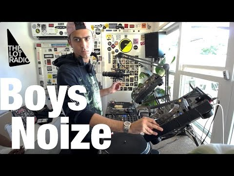 Boys Noize @ The Lot Radio (October 12, 2016)