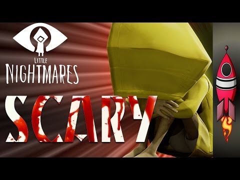 Little Nightmares SCARY Song | Little Nightmare | SCARY VERSION | Rockit Gaming  🚀