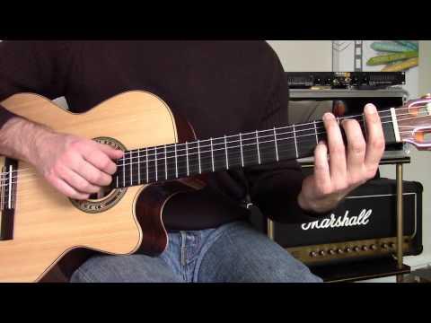 Cours de guitare – Anastasia intro acoustique (Slash)