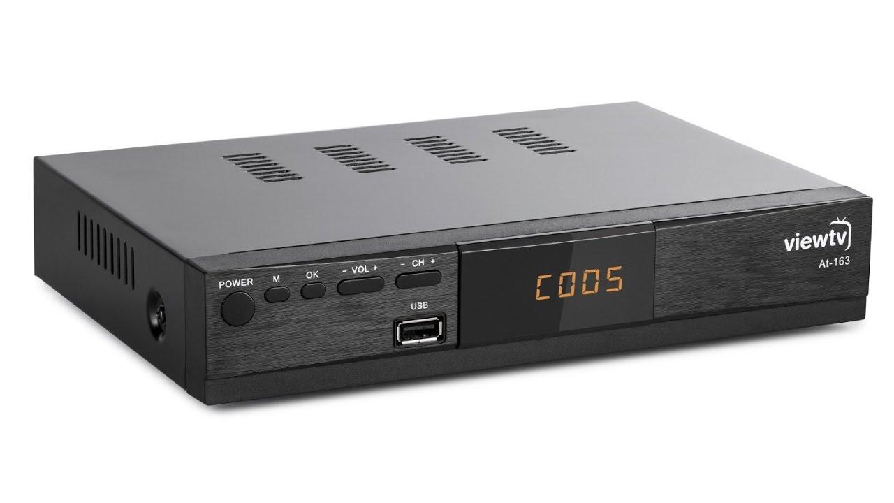 ViewTV AT-163 ATSC Digital TV Converter Box  sc 1 st  YouTube & ViewTV AT-163 ATSC Digital TV Converter Box - YouTube Aboutintivar.Com