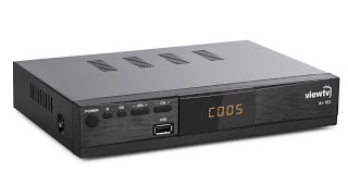 ViewTV AT-163 ATSC Digital TV Converter Box