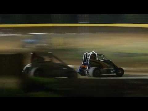 Paul Richards Hamlin Speedway - Rookie 600 Feature 5/27/17