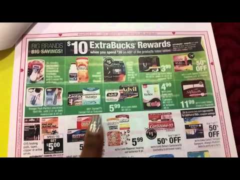 CVS Ad Preview for Oct. 4-10, 2015