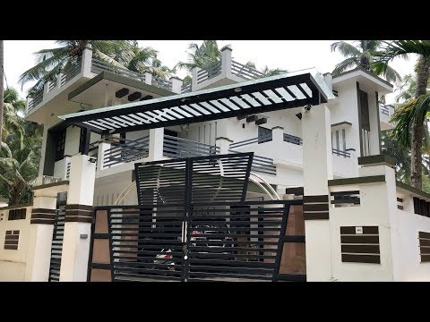 Brand new double storey home with elegant interior   Video tour