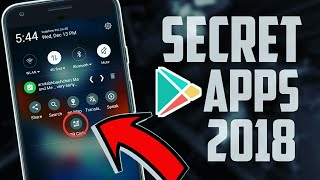 Video 4 New Secret App but not Banned Apps in Play Store - NO ROOT Android 2018 download MP3, 3GP, MP4, WEBM, AVI, FLV Januari 2018