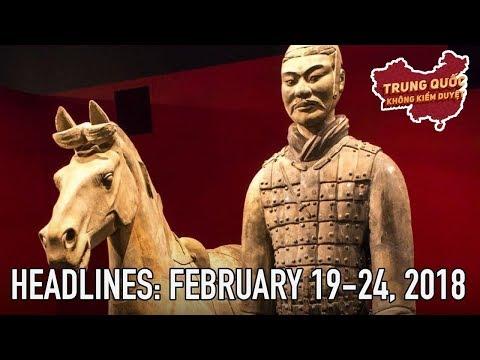 Chiến Binh Đất Nung Cổ Đại Bị Phá Hoại | Trung Quốc Không Kiểm Duyệt