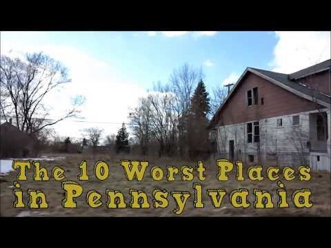 The 10 Worst Cities In Pennsylvania Explained