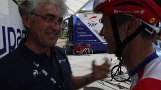 Joie intense pour le 3e titre national d'Arnaud Démare