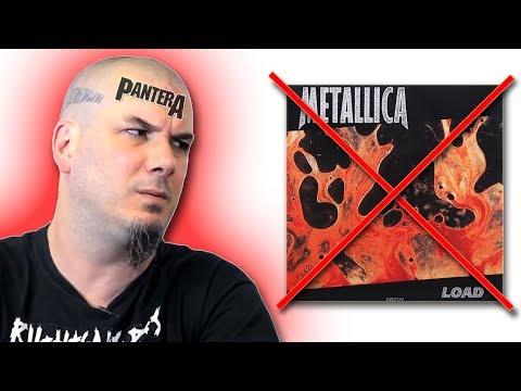 Pantera's Phil Anselmo: Metallica's 'Load' Album Is TERRIBLE! Mp3
