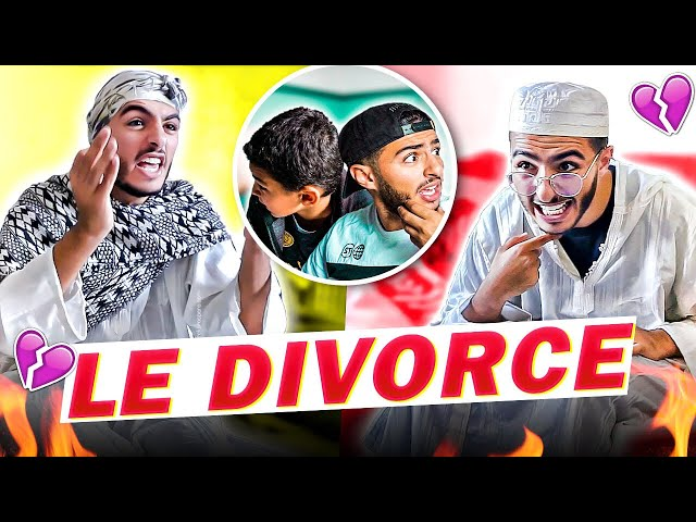 LE DIVORCE😱- FAHD EL